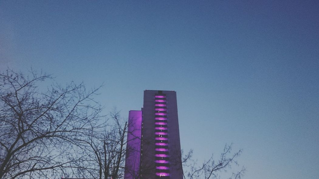 Buildings & Sky Russia Hotel
