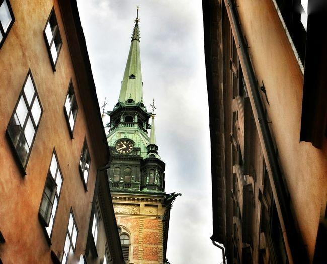 Gamla Stan Stockholm View Stockholm, Sweden Stockholm Gamla Stan Churches Church