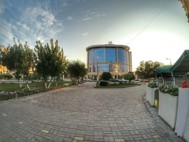 Architecture Building Kazakhstan Aktobe City