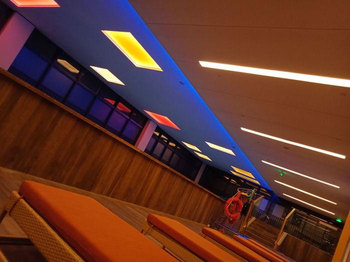 lux City Technology Illuminated Popular Music Concert
