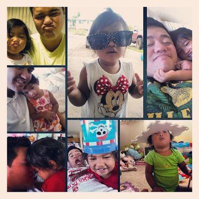 Been missing my baby! @choch00 Daddysgirl Alaina33013 Hunny