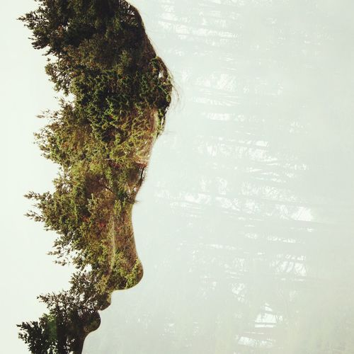 Beauty In Nature Scotland Tranquility Double Exposure Doubleexposure Faces Of Summer Mix Yourself A Good Time