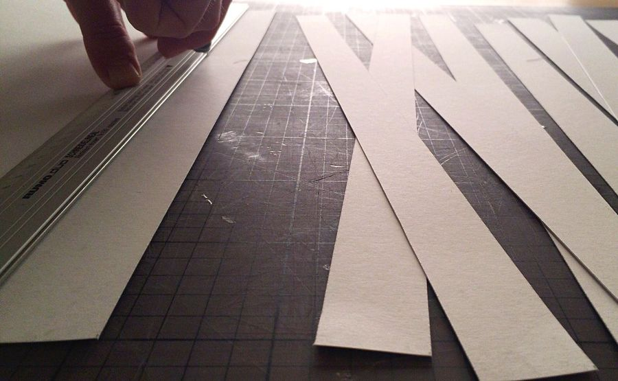Turning something ordinary..... Open Edit Hands At Work From My Point Of View Shaping The Future. Together. Everyday Joy Paper Designing Cutting Getting Inspired Inspiration