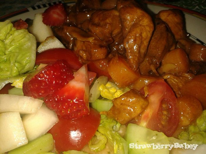 Yummy Food Strawberry Feelgoodfood