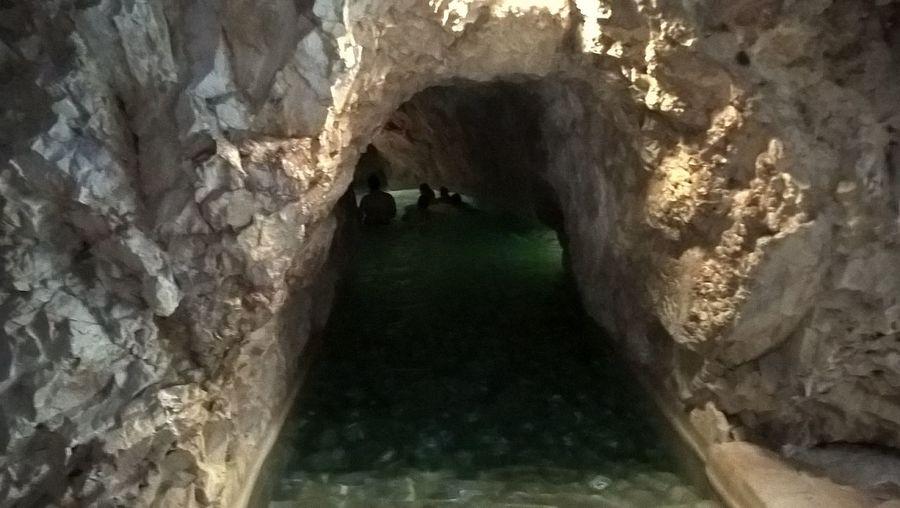 Barlangaszas Barlangfürdő Gyógyvíz Kőzet Nature Termélvíz Water