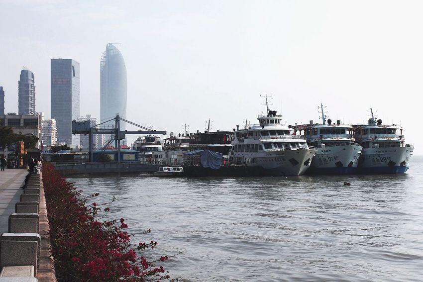 Ferry Xiamen Towers