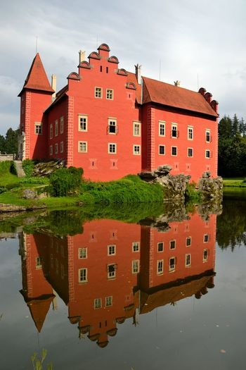 Beautiful place of South Bohemia Photography Castle Awesome Architecture Taking Photos