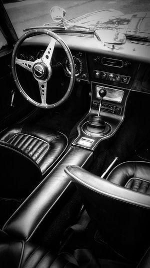 Blackandwhite Austin Healey 3000 Austin Healey Vintage Car Car Vehicle Interior Car Interior Be Brave