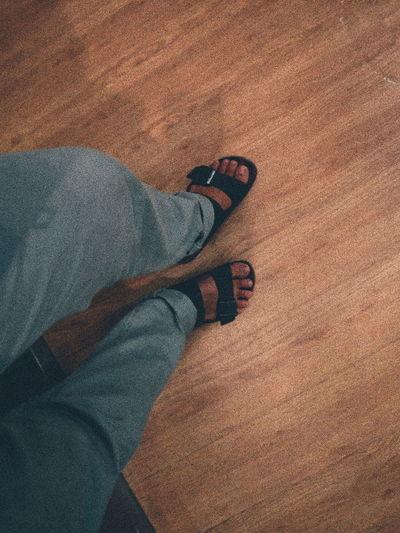 Stand Strong Birkenstock Grainphoto StandStrong Quicksilverpants Human Leg First Eyeem Photo
