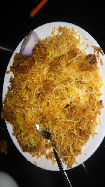 Food Porn Awards mutton biryani....
