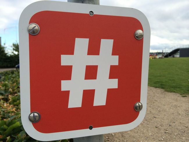 hash tag HASHTAG Sign Hash Character Hash Tag Hashtagging Identify