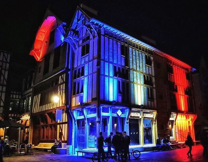 Showcase July 14juille🇫🇷 14juillet2016 Troyes