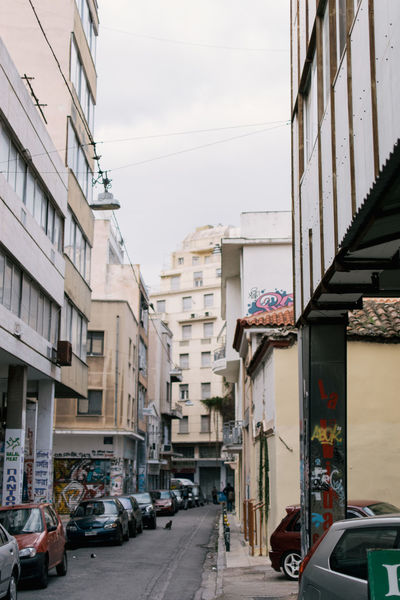Architecture Athens Athens, Greece Building Exterior Built Structure City Day Greece No People Outdoors Street