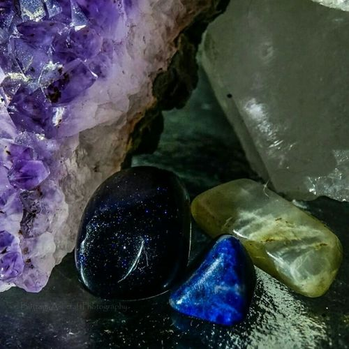 some of my crystals Crystals Metaphysical Stones Crystalhealing Crystallife