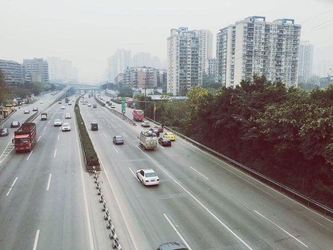 3D Magic city Chongqing