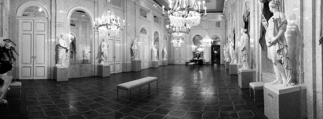 Blackandwhite Interior Design My Best Photo 2014 Panorama