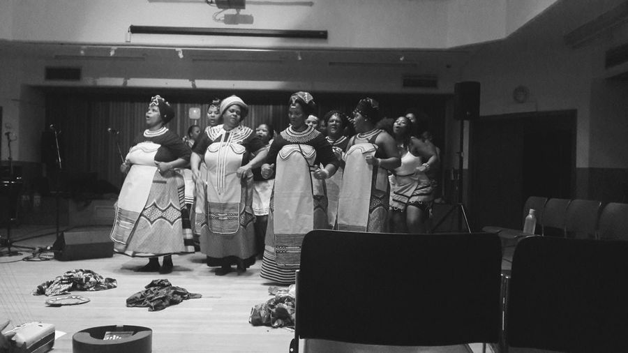 UCT_SACM African Music Recital Traditional XhosaWomen