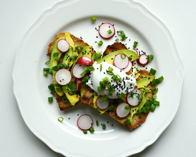 Again, avocado egg brunch is most serious matter My World Of Food In My Mouth  Brunch Good Food