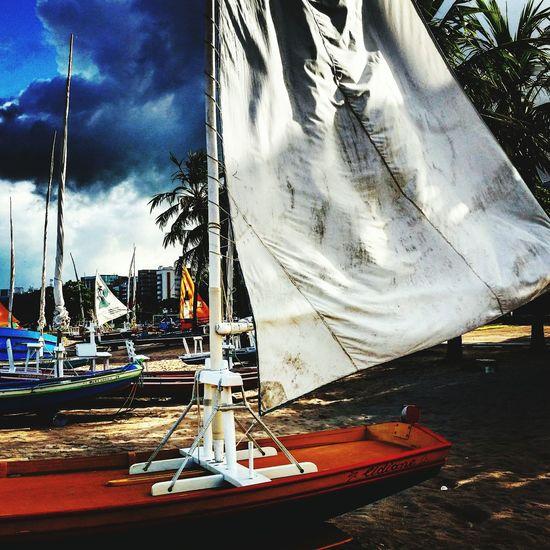 Maceiobeach Sunrise Navy Reflection