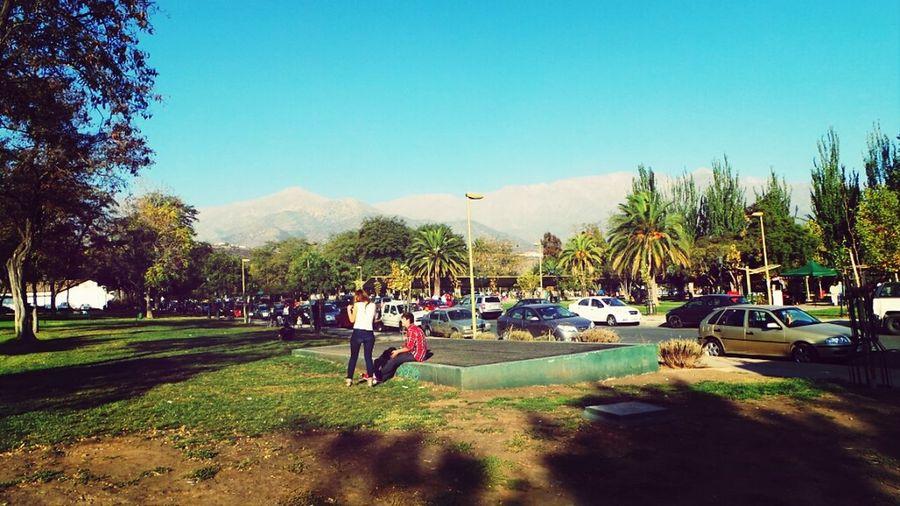 Plaza Los Domnicos