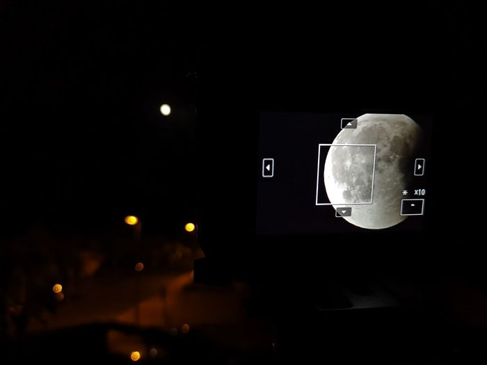 Shoot the moon Moon Display Zoom Illuminated Close-up Moonlight Planetary Moon Solar Eclipse Full Moon Astrology Space And Astronomy