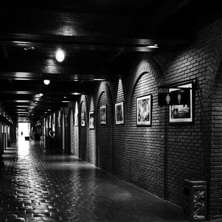 light at the end of... || Pilipinas Black And White Darkness And Light Light And Shadow Monochrome History