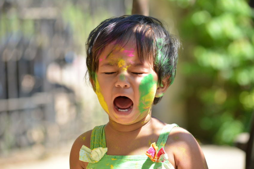 The Week On EyeEm Holi Festival Colour Portrait Fresh On Market May 2016 Fresh On Market 2016