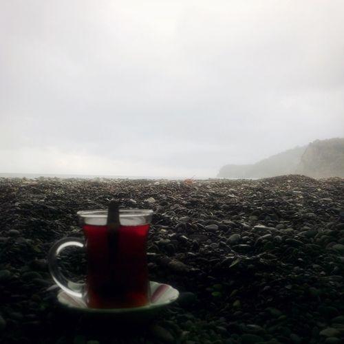 Relaxing Tea Rainy Days Life Is A Beach
