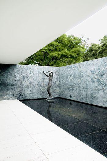 Pavillon aleman de Mies van der Rohe Architecturephotography Architecture Miesvanderrohepavilion Barcelona