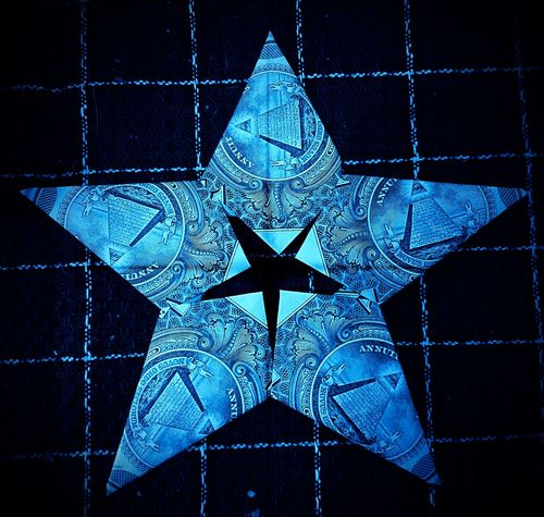 Star Shape Indoors  Star - Space Close-up No People USD Christmas Decoration Day