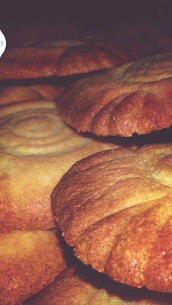 Butter Cookies Shoot