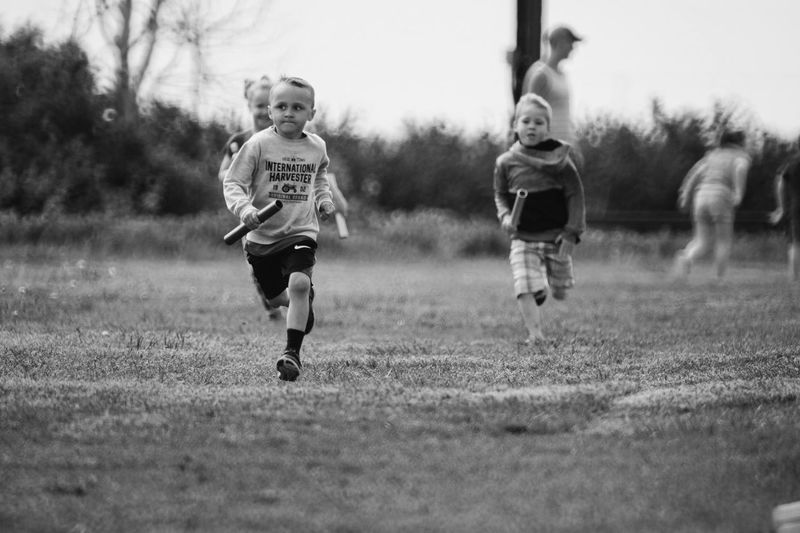 Meridian Public School Elementary Track & Field Day May 11, 2018 Daykin, Nebraska Americans Camera Work Children Daykin, Nebraska Elementary Track & Field Day Meridian Public School Elementary School Everyday Lives Nikkor 500mm F8 Photo Essay Rural America Visual Journal Documentary Fujifilm_xseries Kids Having Fun Kidsphotography Monochrome Photo Diary Practicing Photography Relay Race S.ramos May 2018 School Schwarzweiß Small Town Life Small Town Stories
