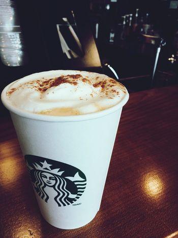 Psl Fall Starbucks Food