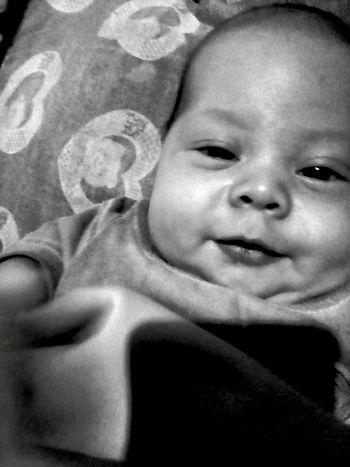 Childhood Baby Boy Inocence