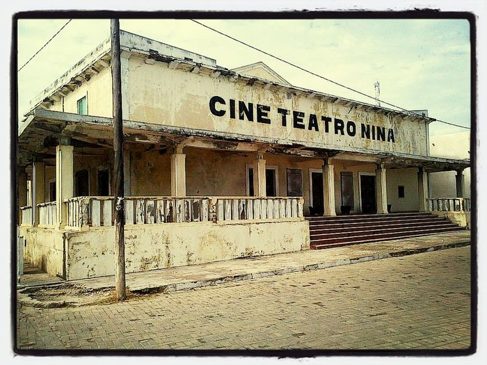 Ilha de Moçambique wonders Cinema Arhitecture Old Architecture Ilha De Moçambique Traveling Neigbourhood Neighborhood Map