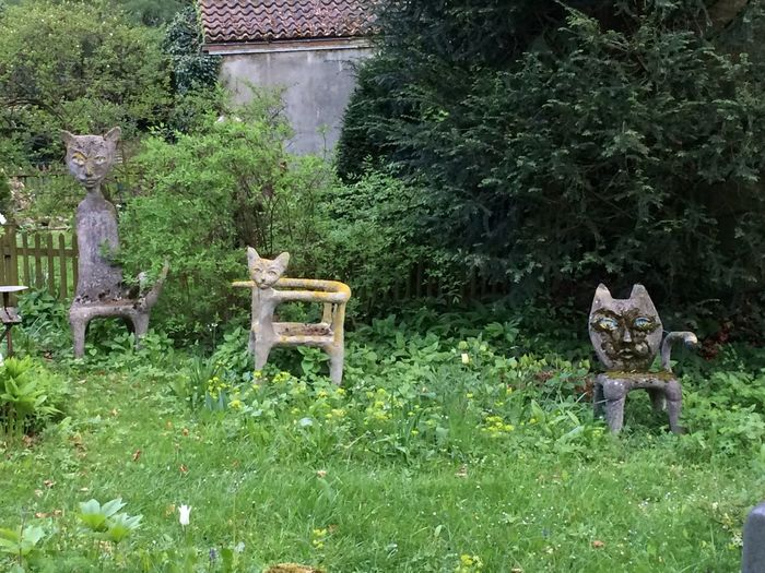 Cat Garden Furniture