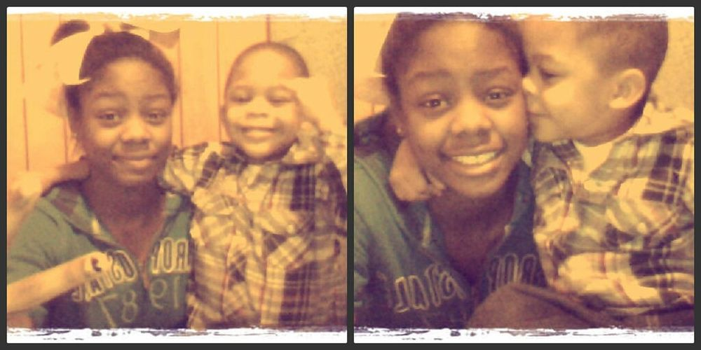 I Love This Kidd ! #MyLilBro :))
