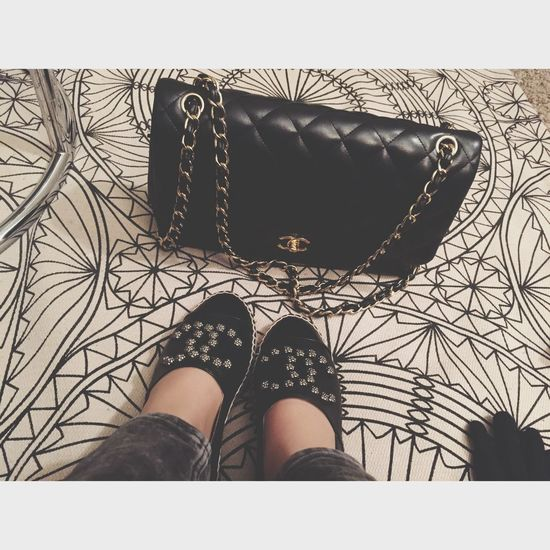 Chanel Chanelbag Fashionblogger Street Fashion