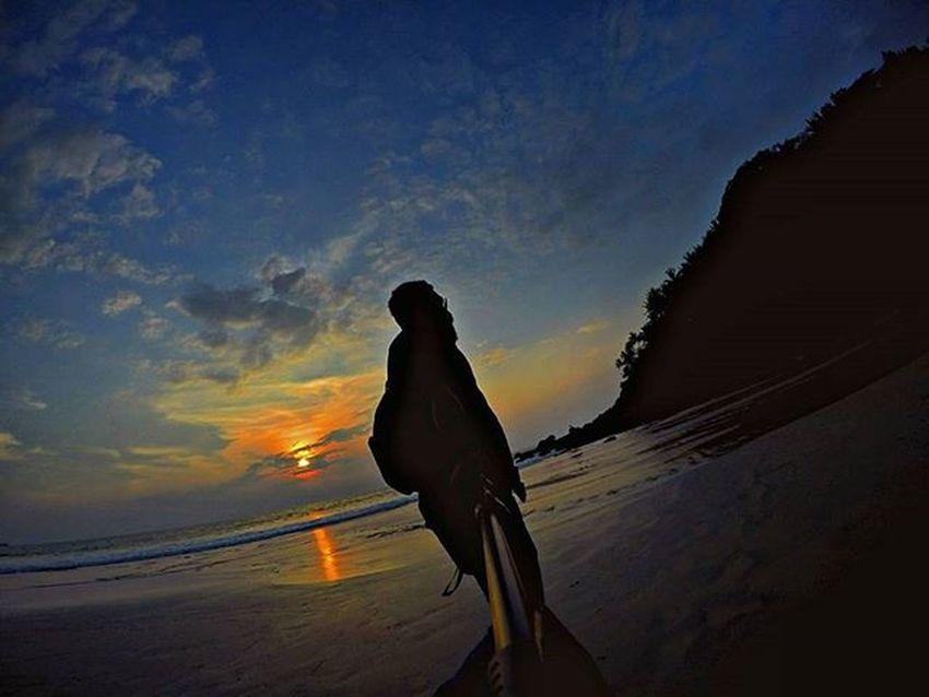 A walk on the beach is priceless ☺ Beach Beachwalk Lateevening Pleasant Sunset GoaLife Beach Sobeautiful Beachboy Walktoremember Sun Clouds Beaclovers Skylovers Followme Ahd Goa India Mytravelgram