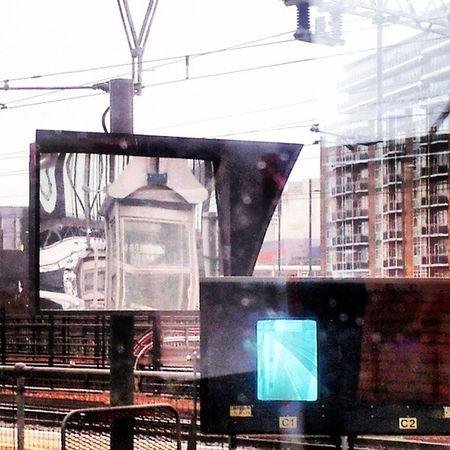 Stratford station.
