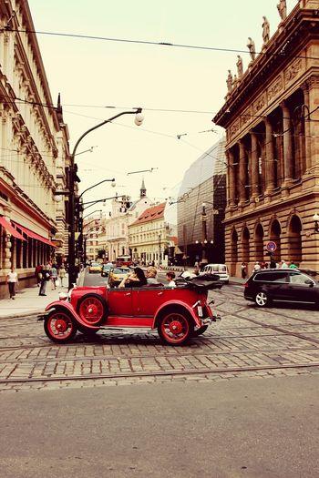 Prague Europe City
