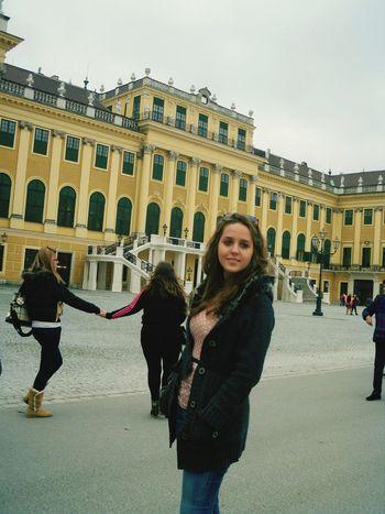 Trip Photo Schönbrunn Wien Memories