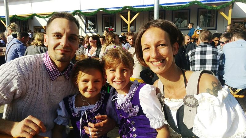 Löwenbräuzelt Wiesn2015 Deutschland Family What I Value Eye4photography  Snapshots Of Life München :)) Oktoberfest 2015