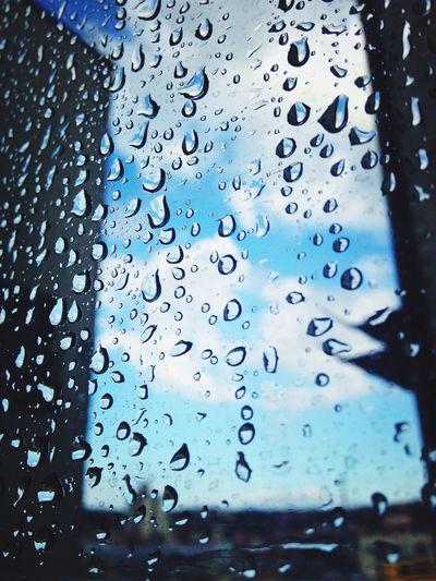 Sol e chuva ❤️ Rain Nice View Relaxing Enjoying Life