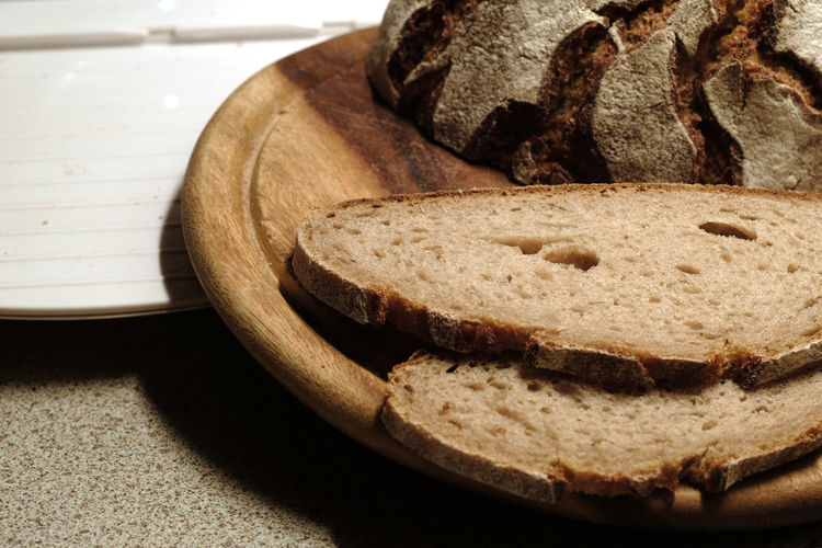 Brotlaibe Dankeschön Essen Lebensmittel Not Lindern Bowl Bread Brot Close-up Focus On Foreground Food Food And Drink Freshness Healthy Eating Hunger Indoors  Indulgence No People Plate Ready-to-eat Serving Size Snack Still Life Sweet Food Table Temptation Wellbeing