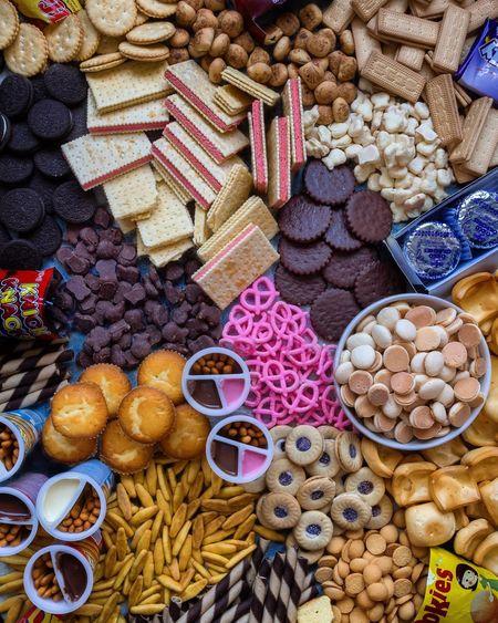 Fipino Snacks 2 Snack Food Filipino Variation Large Group Of Objects Abundance Food And Drink Full Frame Walnut Choice Food Freshness The Still Life Photographer - 2018 EyeEm Awards