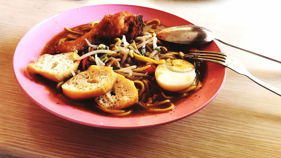 java mee Food Table Plate Freshness Ready-to-eat Healthy Eating