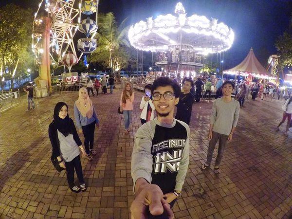 Unplanned vacation part 1 Johor Malaysia Bff❤