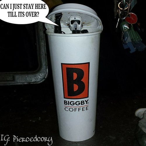 Longest day ever! Nocoffeenoworky Biggby Biggbyleonardfuller Coffeeordeath