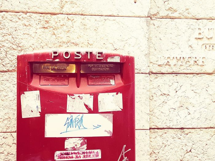 Postbox Streets Of Venice Vintage Vintage Style Different View Lifestyles Lifestyle Softness Soft The Tourist Places Around The World Places Vintage Photo Enjoying The Sights Venice, Italy Shabby Learn & Shoot: Simplicity Minimalist Architecture Art Is Everywhere
